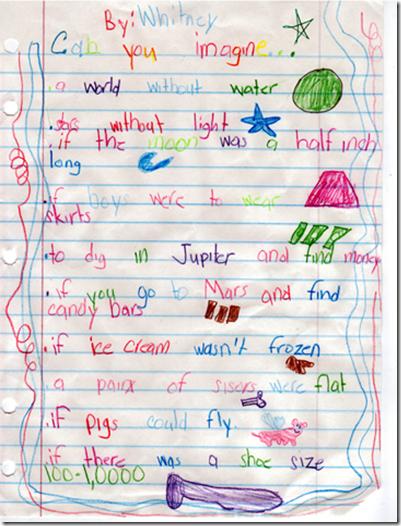 Whitney's poem